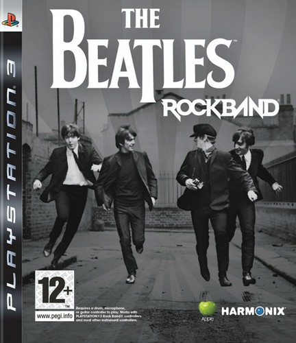 Rock Band: The Beatles (Solus) (PS3)