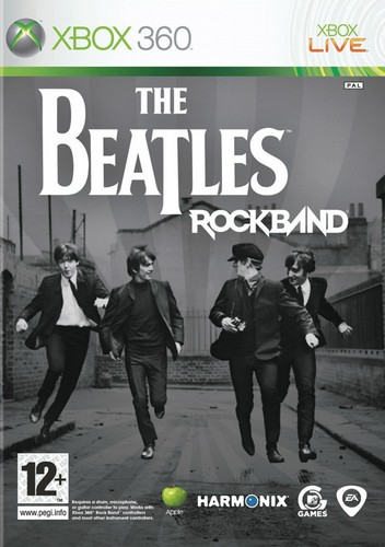 Rock Band: The Beatles (Solus) (Xbox 360)