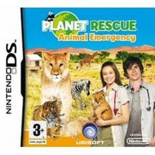 Planet Rescue: Animal Emergency (NDS)