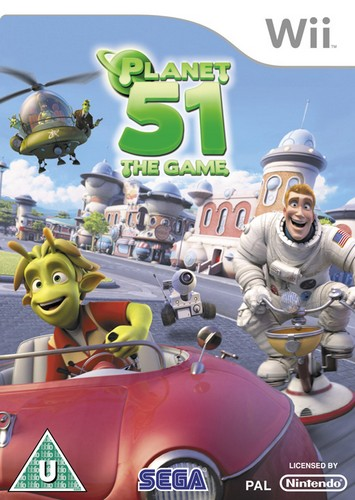 Planet 51 (Wii)