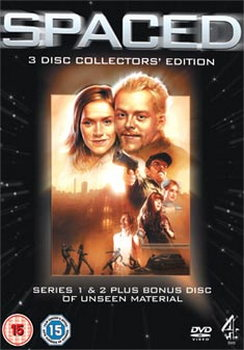 Spaced (Definitive Collectors Edition) (DVD)