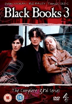Black Books - Series 3 (DVD)
