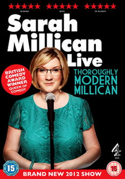 Sarah Millican - Thoroughly Modern Millican Live (DVD)
