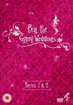 Big Fat Gypsy Weddings - Series 1 And 2  (DVD)