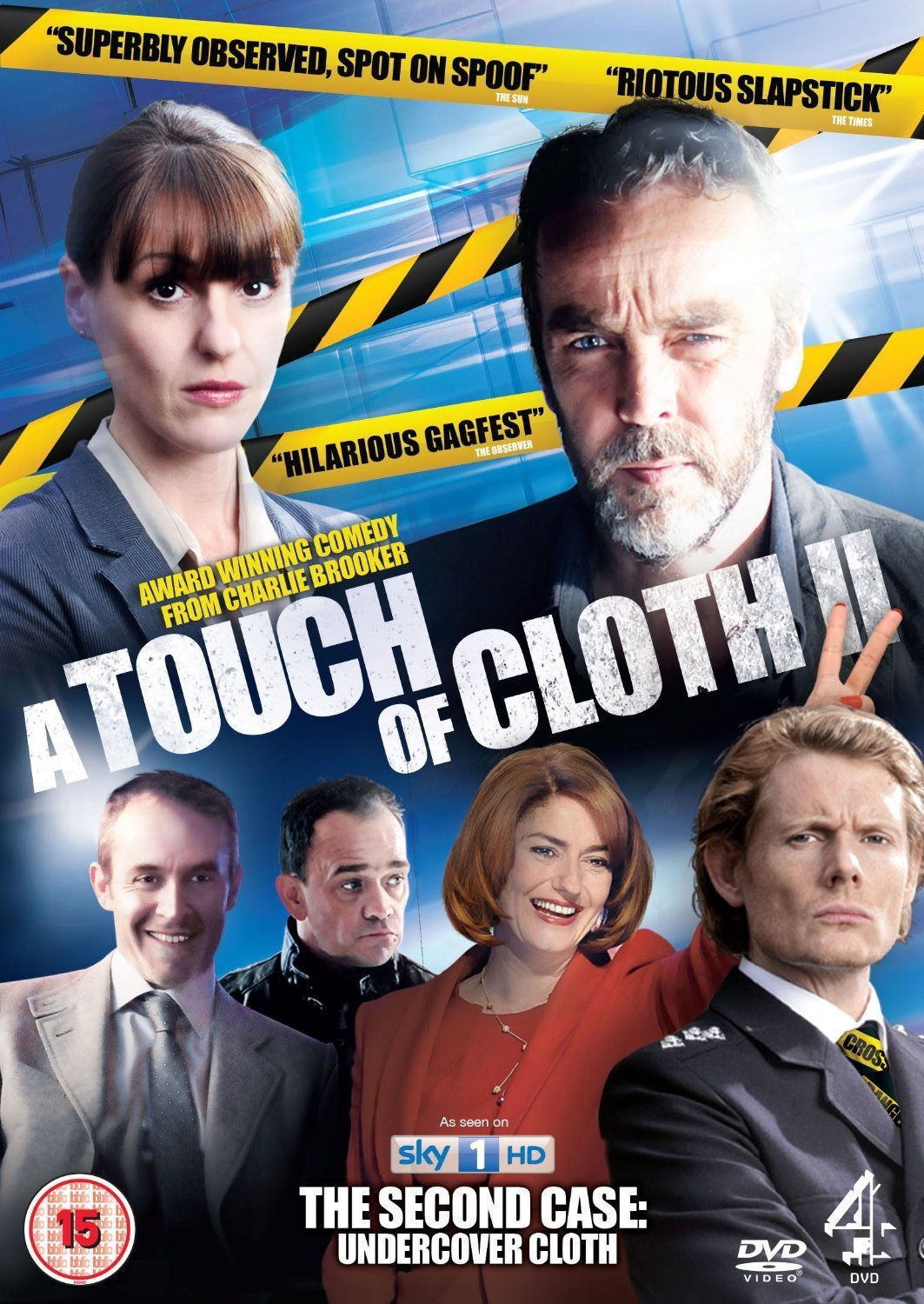 A Touch Of Cloth - Series 2 (DVD)