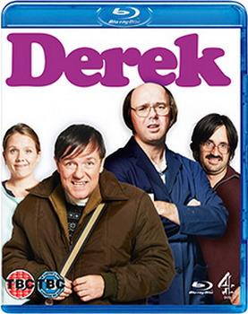 Derek - Series 1 (Blu-Ray)