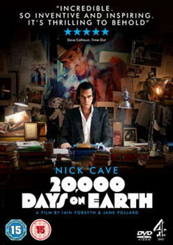 20 000 Days On Earth (DVD)