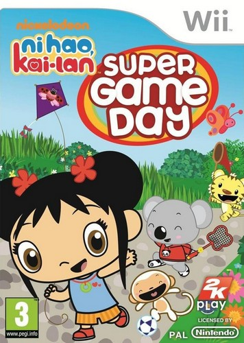 Ni Hao Kai-Lan: : Super Game Day (Wii)
