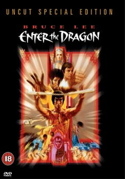 Enter The Dragon - Uncut (DVD)