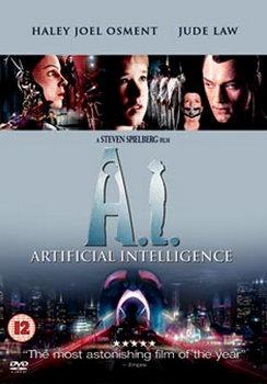 A.I. Artificial Intelligence (2 Discs) (DVD)