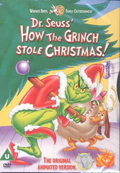 How The Grinch Stole Christmas (DVD)