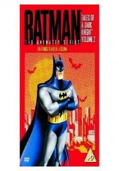 Batman Tales Of A Dark Knight - Vol. 2 (DVD)