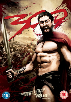 300 (1 Disc Edition) (DVD)