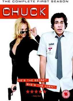 Chuck - Season 1 (DVD)
