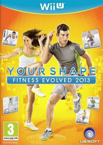 YourShape: Fitness Evolved 2013 (Wii-U)