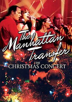 Manhatten Transfer - Christmas Concert (DVD)