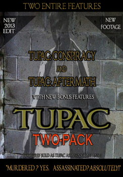 2 Pac - Two Pack: Conspiracy And Aftermath (2 Discs) (DVD)