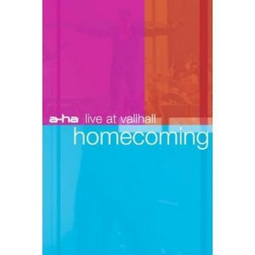 A-Ha - Homecoming - Live At Vallhall (DVD)