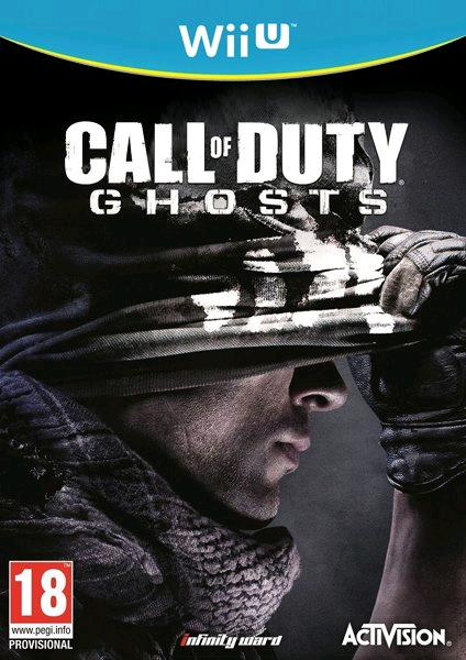 Call of Duty: Ghosts (Wii-U)