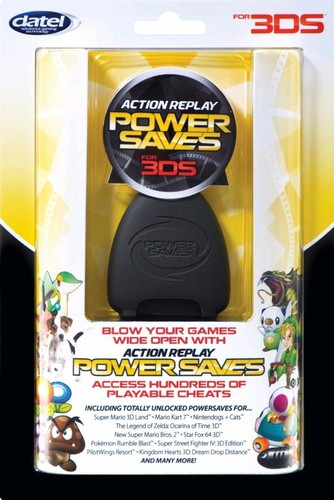 Action Replay Powersaves (Datel) (2DS(3DS)XL(3DS)) (3DS)