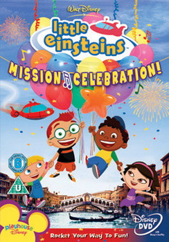 Little Einsteins - Mission Celebration (DVD)