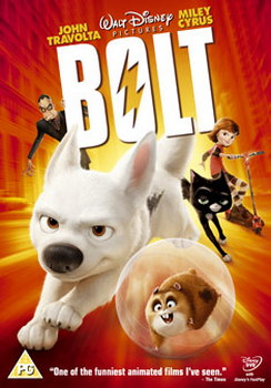 Bolt (Disney) (DVD)