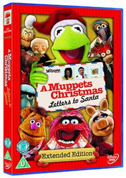 A Muppets Christmas - Letters To Santa (DVD)