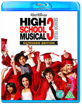 High School Musical 3 (BLU-RAY)
