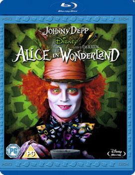 Alice in Wonderland (Tim Burton) (Blu-ray)
