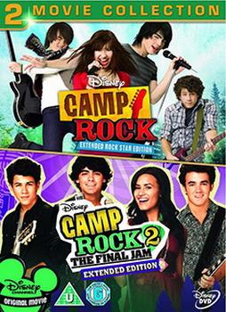 Camp Rock 1 & 2 (DVD)