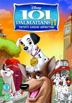 101 Dalmatians Ii - Patches London Adventure (DVD)