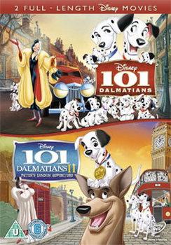 101 / 101 Ii Dalmatians (Double Pack - 2 Disc) (DVD)
