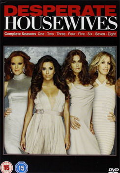 Desperate Housewives - Complete Collection €