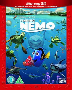 Finding Nemo (Blu-ray 3D + Blu-ray)