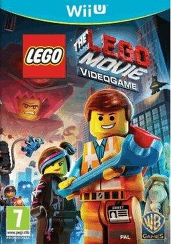 Lego Movie: The Videogame /Wiiu