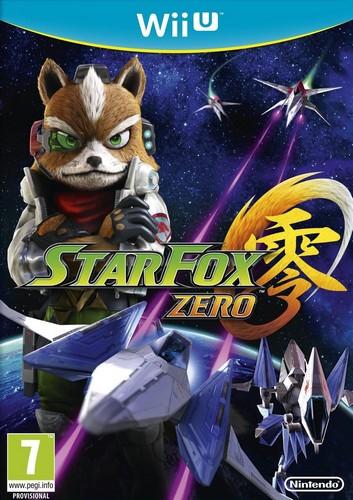 Star Fox Zero (Wii-U)