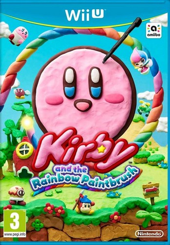 Kirby and the Rainbow Paintbrush (Wii-U)