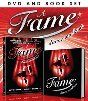 Fame Workout - Dvd And Book Gift Set (DVD)