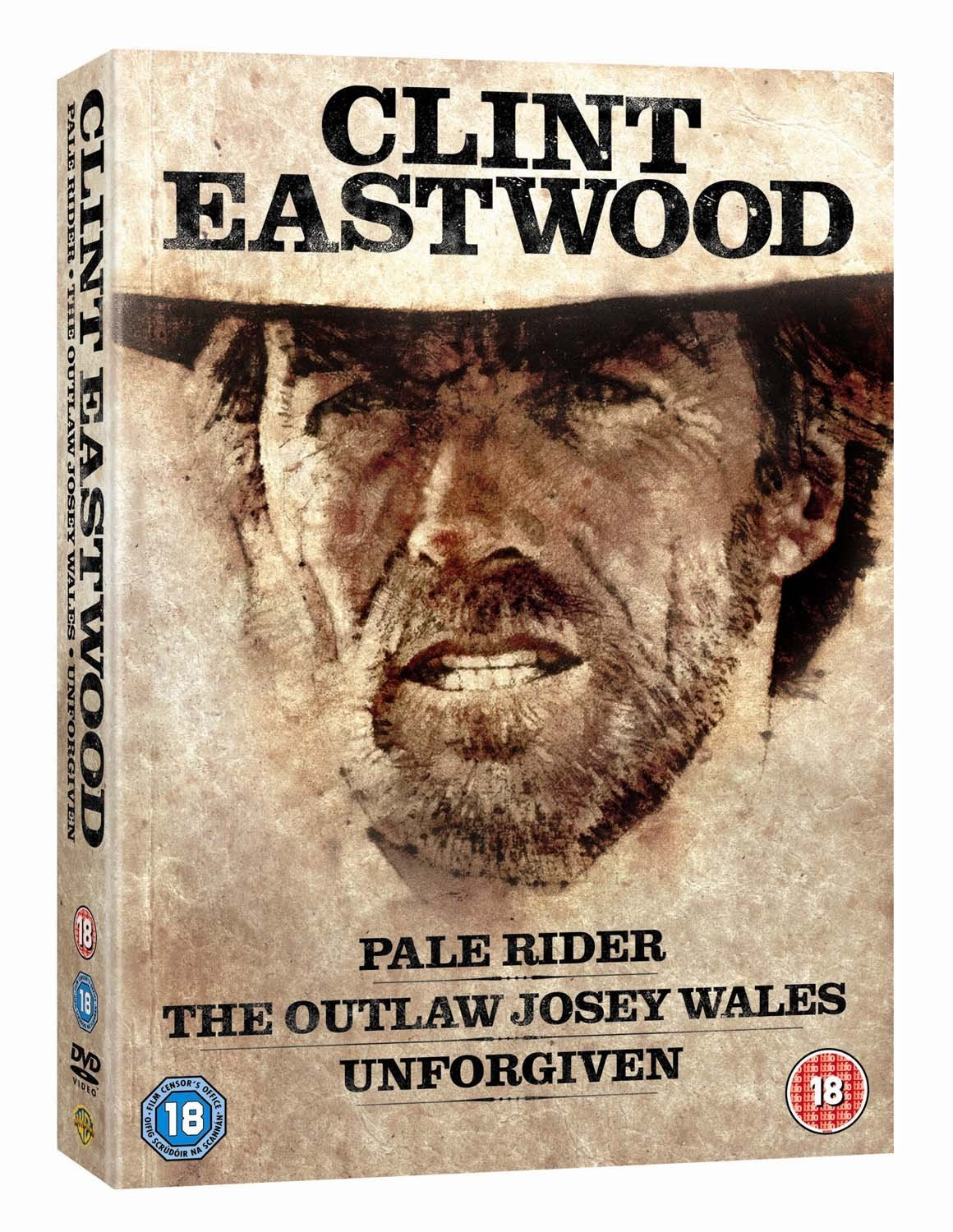 Clint Eastwood - Westerns Triple (Pale Rider/The Outlaw Josey