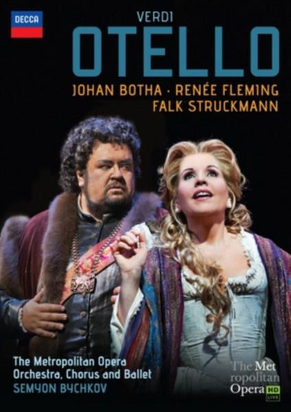 Otello: Metropolitan Opera (Bychkov) [Blu-ray] [2015] (Blu-ray)