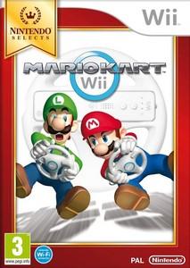 Nintendo Selects : Mario Kart - Game only (Nintendo Wii)