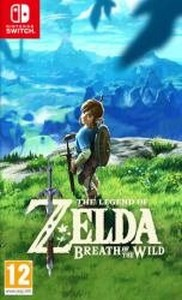 The Legend of Zelda: The Breath of the Wild (Nintendo Switch)