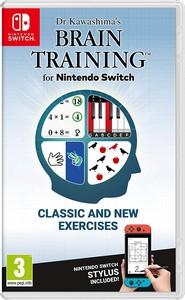 Dr Kawashima's Brain Training (Nintendo Switch)