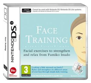 Face Training (Nintendo DSi Only)
