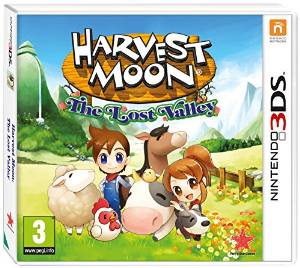 Harvest Moon: The Lost Valley (Nintendo 3DS/2DS)