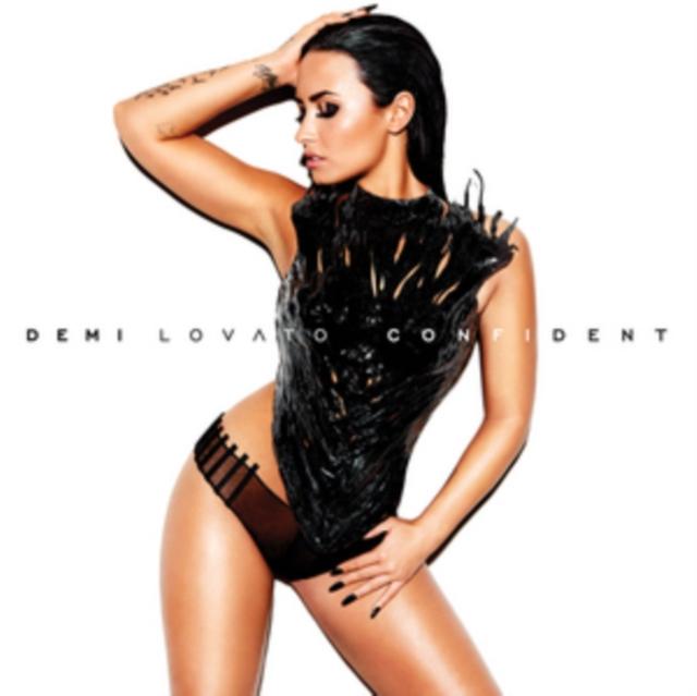 Demi Lovato - Confident (Music CD)
