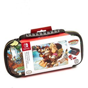 Official Donkey Kong Tropical Freeze Travel Case (Nintendo Switch)