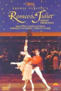 Romeo & Juliet (Paris Opera) (DVD)
