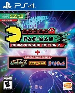 Pac-Man Championship Ed 2 + Arcade Game Series (PS4) - US IMPORT