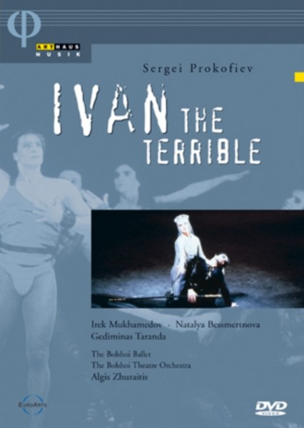 Ivan The Terrible - Prokofiev (DVD)
